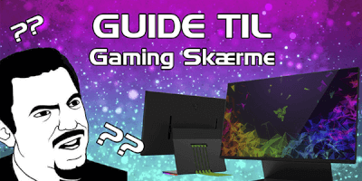 Gaming Monitor Guide